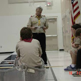 Assistant Scoutmaster Pruitt Training