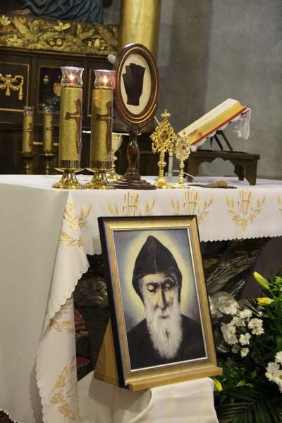 Z relikwiami św. O.Pio w Istebnej - IMG_3479.JPG