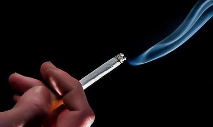 34% dos fumantes aumentaram o uso de cigarro durante a pandemia