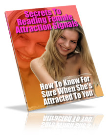 Cover of John Alanis's Book Secrets To Reading Attraction Signals