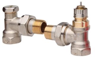 Danfoss style valves
