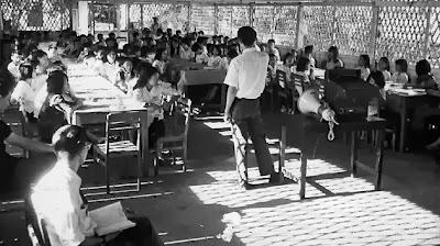 Thầy Nhã trong trại hè Vũng Tàu 1966