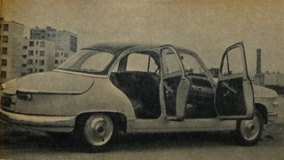 Panhard 1960 PL 17