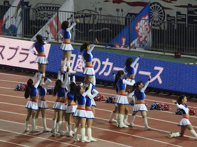 横浜F・マリノス vs FC東京 トリコロールマーメイズ
