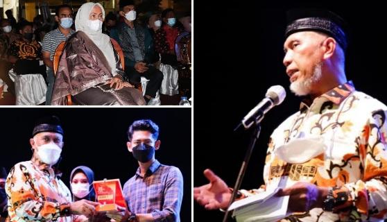 Gubernur Sumbar: Festival PKD Sumbar Bisa Menjadi Pengingat Bagi Generasi Muda