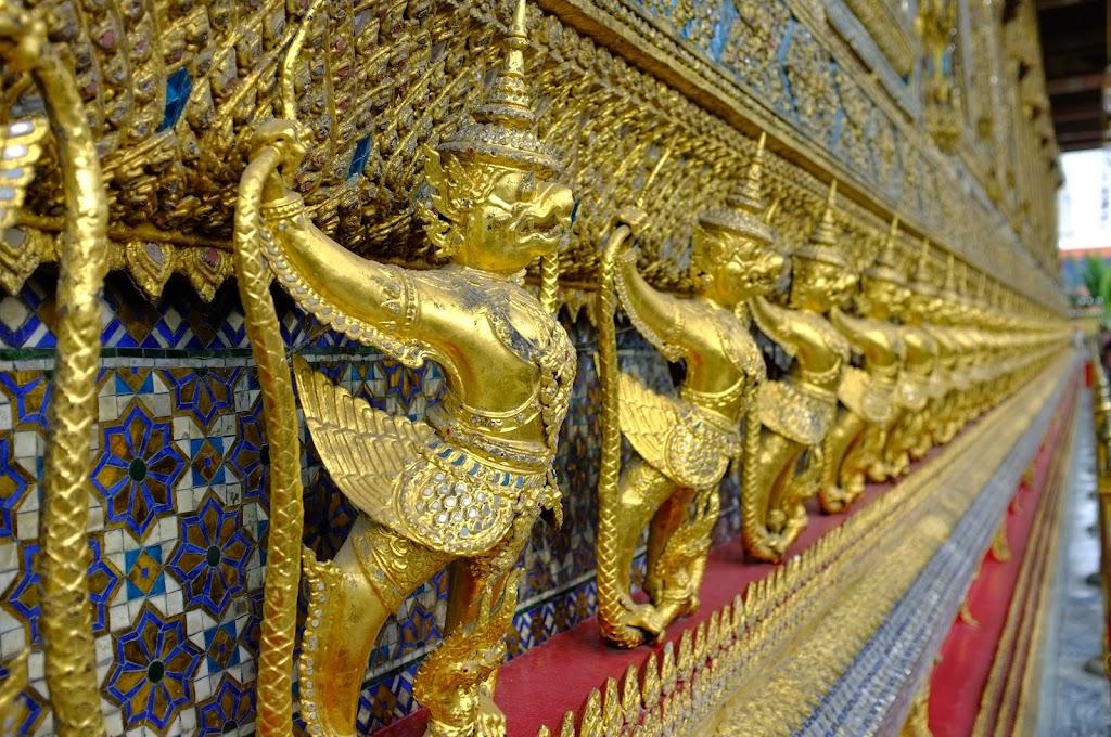 Wat Phra Kaew and Grand Palace, Bangkok