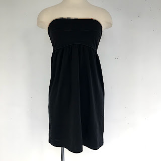 Burberry Strapless Top