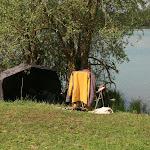 Site des trois canaux : pêcheur