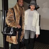 OIC - ENTSIMAGES.COM - Andre Spence and Kelly Adew at the  Britain's Next Top Model - UK TV premiere airing tonight at 9pm on Lifetime in London 14th January 2016 Photo Mobis Photos/OIC 0203 174 1069