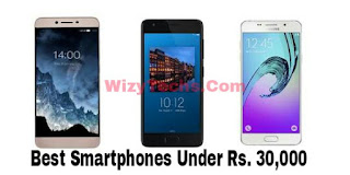 Best Smartphones Under Rs 30