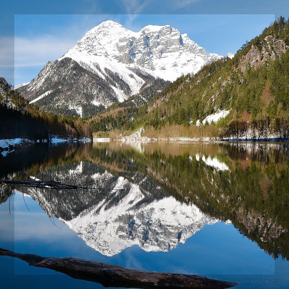 Nouvelles images - Reflets de la montagne du Roc d&#39-Enfer dans le ...