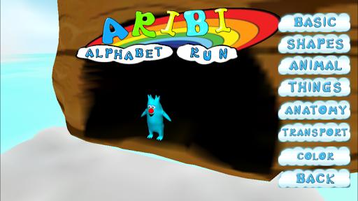 Alphabet Run Pro