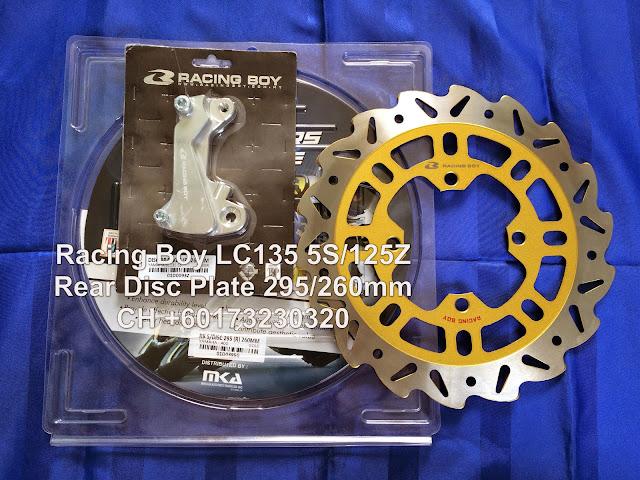 Head Racing Lc135 Racing Boy Lc135 5s / 125z