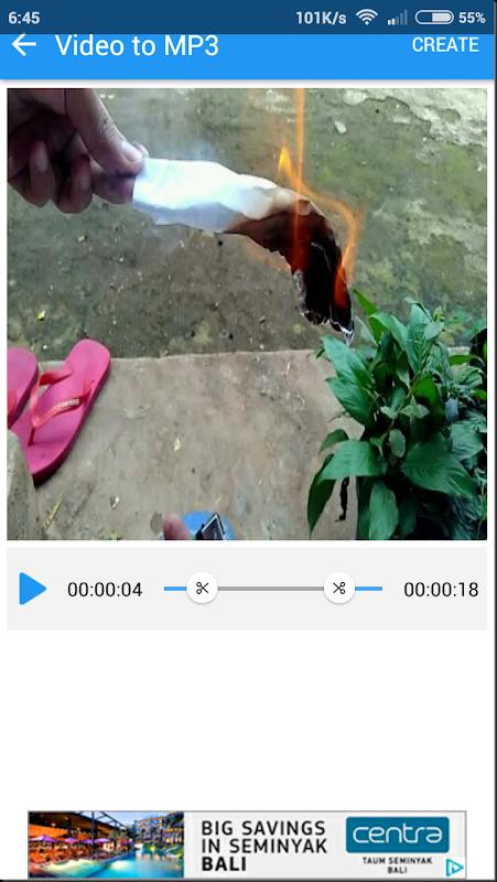 trik merubah file video menjadi mp3
