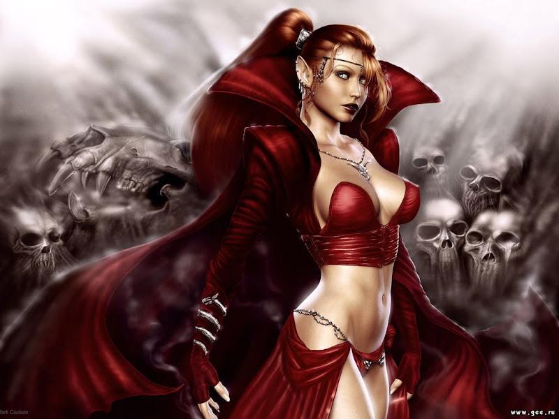 Fear Of Crafty Bestia, Demonesses 2