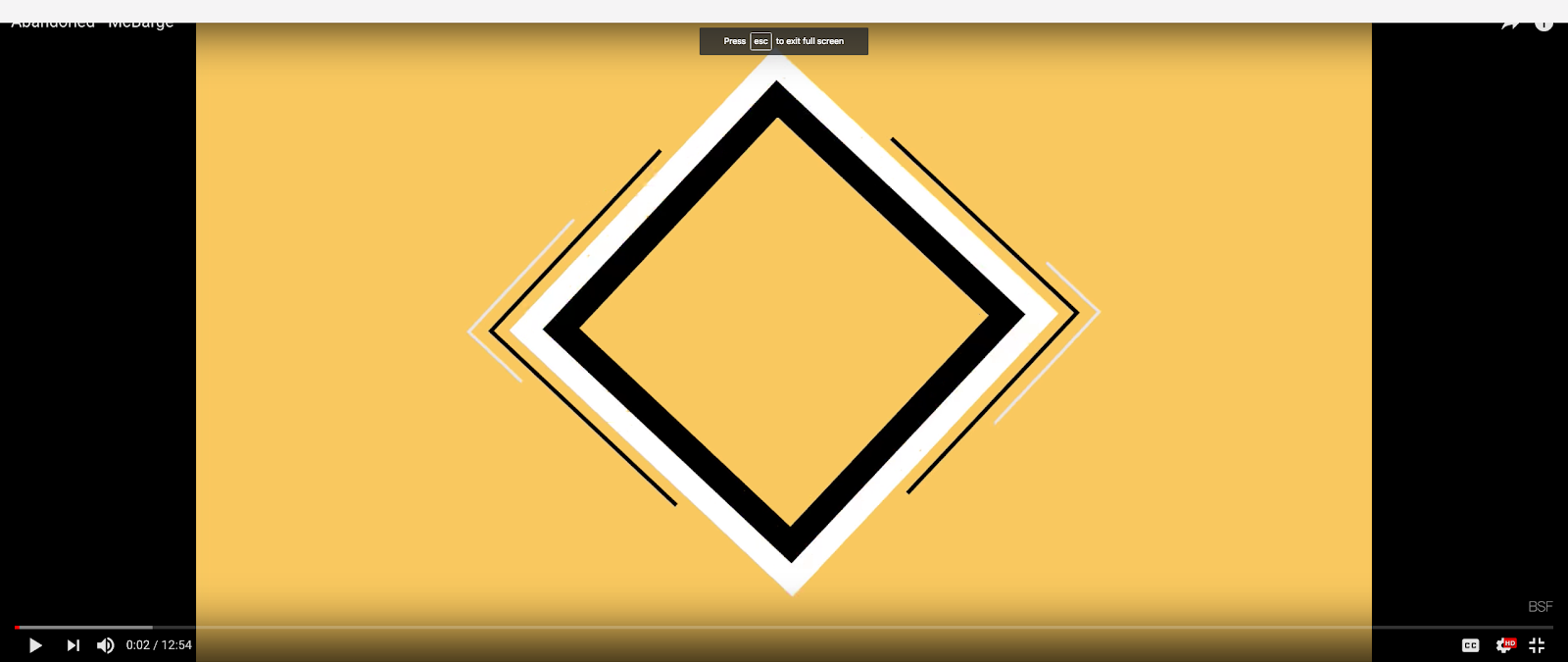How do I get rid of this white bar on the top of YouTube