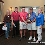 GHCC Green Jacket Tournament at Commonwealth National Golf Club on April 11, 2011