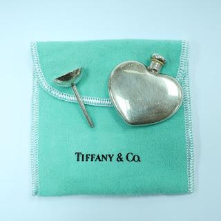 Tiffany & Co. Refillable Perfume Bottle