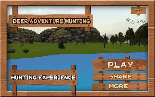 鹿狩猎冒险