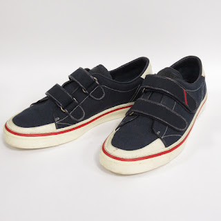 Gucci Velcro Sneakers