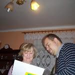 Nagy Andrásné köszöntése 55. születésnapja alkalmából_2014