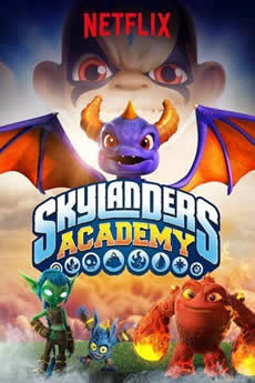 Baixar Série Skylanders Academy 1ª Temporada Torrent Grátis
