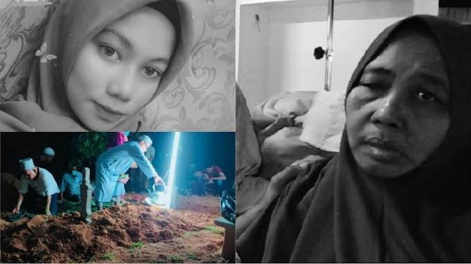 Dua tahun derita kanser otak, ibu arwah Siti Nur Surya meninggal dunia