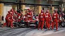 Fernando Alonso pit stop Ferrari F138