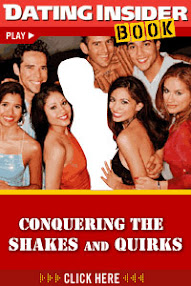 Cover of Dating Insider's Book Conquering The Shakes And Quirks