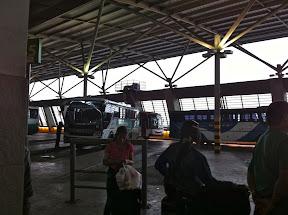 Busfahrt von Guayaquil nach Piura