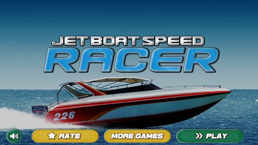 Jet Boat Speed Racer 1.7 screenshots 1
