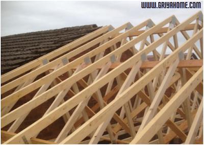 Kelebihan Menggunakan Atap Kayu Untuk Rumah