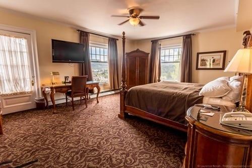 Stanley Hotel bedroom 2