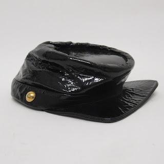 Louis Vuitton Vintage Patent Cap