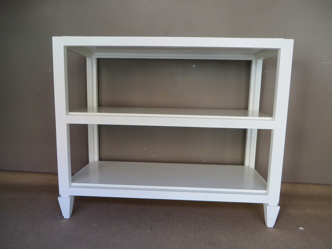 Seagrass Shelving