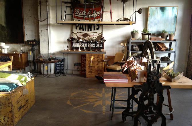 *在波特蘭的Beam & Anchor:將廢工廠轉為烏托邦世界 2