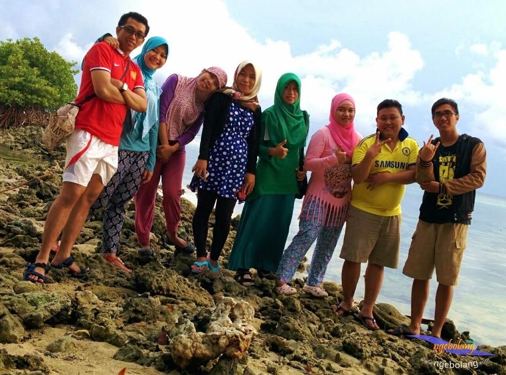 pulau pramuka, 1-2 Meil 2015 hp  07