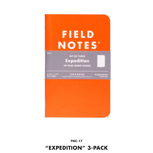 Note Pads Business & Industrial Sold Out Field Notes Brand Lunacy Edition Sealed 3-pack Notebooks Fall 2016 Attractive Designs;
