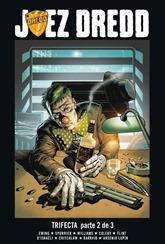 Actualización 27/05/2017: La séptuple alianza de HTAL, CRG, Outsiders, Prix, LLSW, Gisicom y AT-Comics, conocida como The Drokkin Project festeja el cumpleaños del CRG, y eso se festeja a todo trapo con 9 tomos del Juez Dredd: las mejores historias extraidas del universo 2000AD de Rebellion, traducidas por el Juez Supremo Darkvid y Antonimo y maquetadas por sus lugartenientes del Drokking Project, Gregario, Shinji, Arsenio Lupin, Nomi Sunraider y Mastergel.