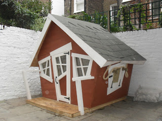 Pdf diy crooked playhouse design download construction for Crooked house plans