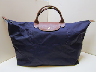 Longchamp Les Pliage Type 'L' Shoulder Bag