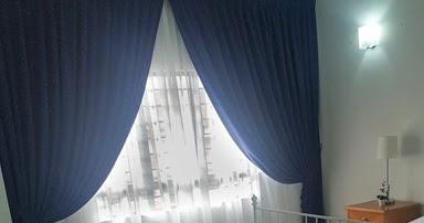 Illy Ariffin Com Tips Order Langsir Kalau Nak Curtain Cantik Supaya Tak Sakit Hati