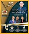 Festa de  63 anos do pastor João Gonçalves, será realizado no centro de convenção das AD no Ceará