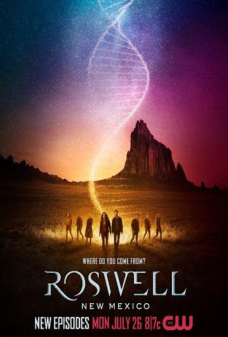 Roswell New Mexico Season 3 Complete Download 480p & 720p All Episode