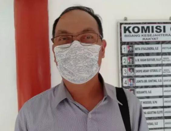 Komisi C Dukung Sertifikat Vaksin Syarat Beriwisata di Palangka Raya