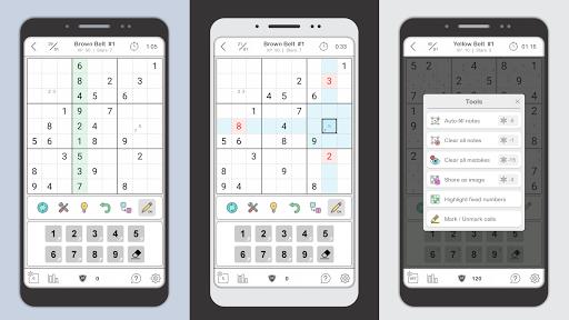 Sudoku Ninja u2013 For Sudoku Grandmasters 3.4.64 screenshots 5