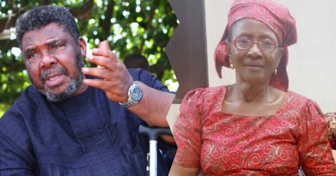 """Unbelievable! """"Pete Edochie constantly beats and cheats on his wife"""""""