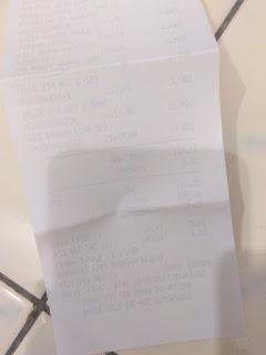 Peranan Kalkulator Dekat Sini Pun Agak Penting Aku Boleh Kira Takat Mana Dah Belanja Kalau Over Bolehlah Simpan Balik Yang Tak