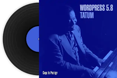 Conheça o WordPress 5.8 Tatum