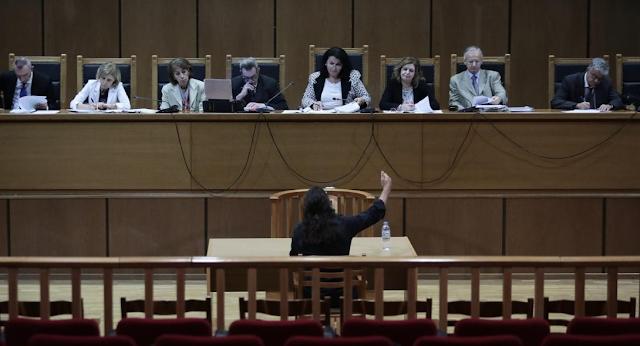 Δίκη Χρυσής Αυγής: Πιθανόν σήμερα η απόφαση για τις αναστολές